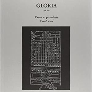 癒しの名曲ヴィバルデイ「グローリア」(来年の本番目指して。)