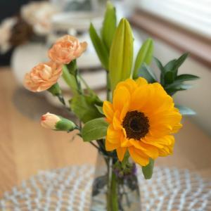 お花の定期便~その後。