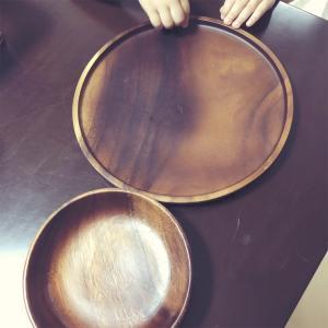 【無印良品の木の食器】最近、木の食器にはまってます!