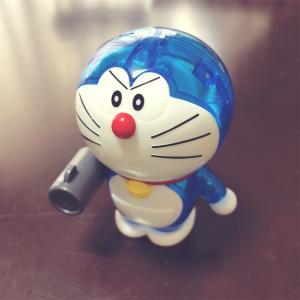 【ハッピーセット、ドラえもんのサイエンス】マックのハッピーセット今回のおもちゃ