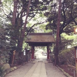 【大宮八幡宮】東京のへそ。井の頭線西永福から駅徒歩7分行ってきました!