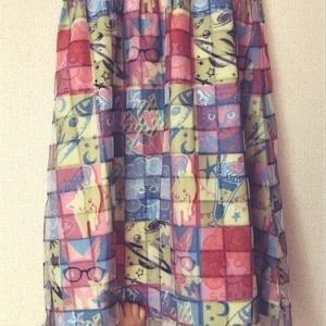 30代の「プチプラファッション」古着をとりいれた美容師シンママ3