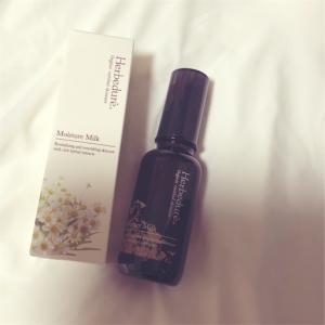 「生活の木」【エルブデュレのモイスチャーミルク〈乳液〉】お気に入りのオーガニック化粧品です!