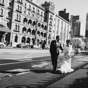 メルボルンで憧れの素敵すぎるウェディングフォト!カメラマンが最高だった結婚式!