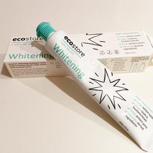 エコストアのホワイトニング歯磨き粉の口コミをメルボルンからお届け!