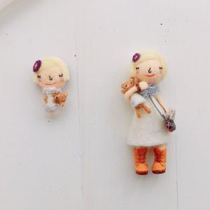 羊毛造形【Harbさん】