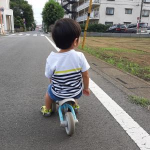 長男3歳の誕生日 長男紹介