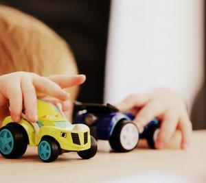 ❏レッド義母、孫同士のおもちゃの取り合いの仲裁に入った結果