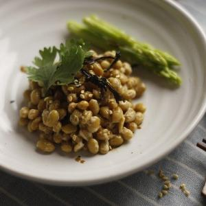 ❏毎日納豆を食べる人は要注意!