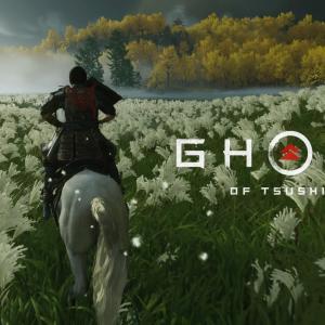 Ghost of Tsushima(ゴーストオブツシマ)レビュー