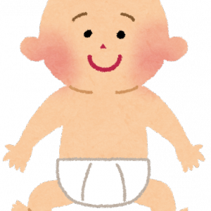赤ちゃんの脱腸、でべそについて