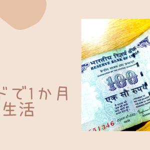 026 インドで1か月1万Rs生活