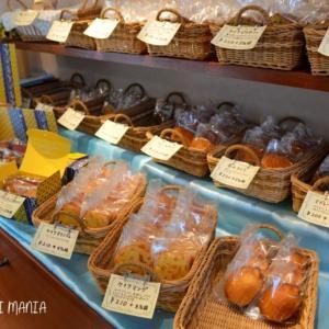 【幸町】「メゾン・ド・パティスリー ユリ」住宅街の一角にある小さな洋菓子屋さん