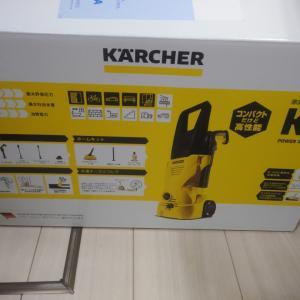 ケルヒャー 高圧洗浄機 K2