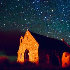 【36.ニュージーランド】世界一美しい星空に美しい氷河! 自然豊かな国なの!
