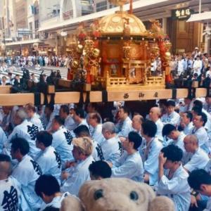 【京都祇園祭】千年以上続く日本三大祭の一つなの!【京都】
