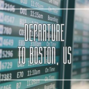 ボストン赴任へ出国当日、到着直後にすること