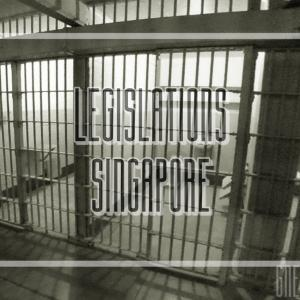 罰金高いよ!シンガポールに到着する前に知っておくべき違法行為と罰則