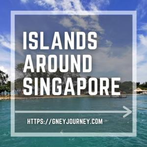 週末出かけよう!シンガポールから1時間以内で行けるおすすめの島々