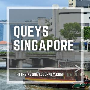 シンガポールリバーのキー(Quay)で遊びつくそう