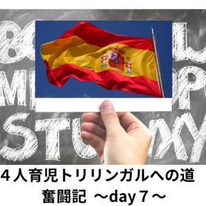 4人育児のトリリンガルへの奮闘記 〜Day7〜