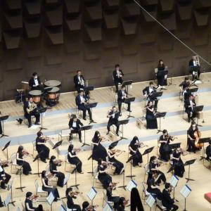 2020年6月26日(金)大植英次指揮/大阪フィルハーモニー交響楽団 第539回定期演奏会