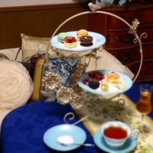 自宅アフタヌーンティー♡ARMANI Afternoon Tea Boxをテイクアウト