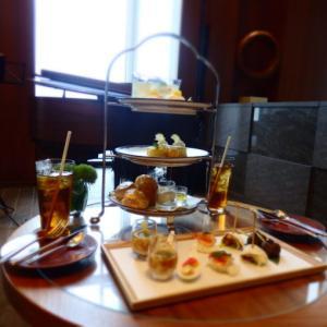 <アンダーズ東京 The Tavern-Grill&Lounge>レモングラスアフタヌーンティー