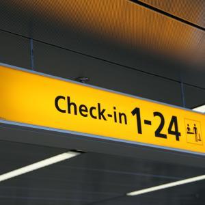 予定していたフライトに搭乗できなかったPAX/ドキュメントは忘れずに!