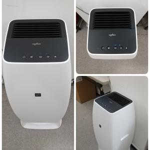 新型コロナウイルス感染対策【空間除菌消臭装置:Aeropure(エアロピュア)】を購入しましたのでご紹介致します!