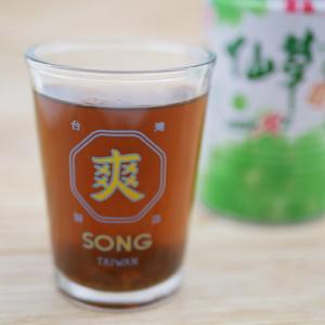 仙草蜜とは?台湾の定番漢方スイーツを食べてみた。
