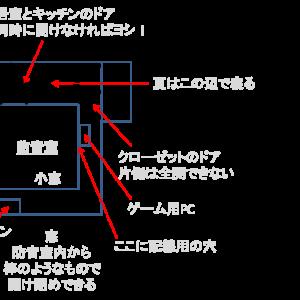 防音室の作り方 設計編2