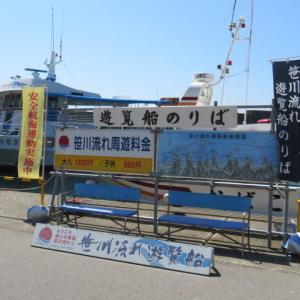 笹川流れ 遊覧船<br />