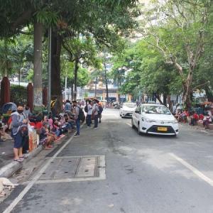 フィリピン人たちのロックダウン生活