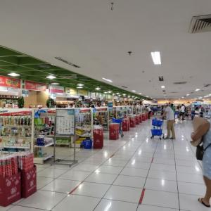 【セブのスーパーマーケット】レジの長蛇の列