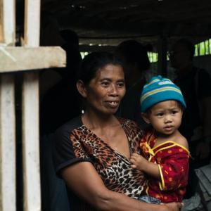 母親の浮気で生まれたフィリピン人の子供の人生