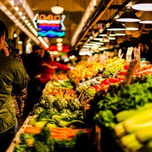 【セブローカル体験】カルカルという町の市場を覗く