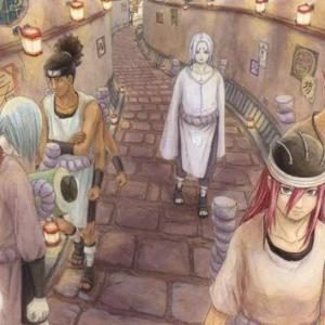 <NARUTOまとめ>音隠れの里 音の五人衆【画像あり】