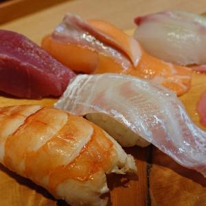 コスパ抜群の寿司に感涙の涙      Φ715    寿し心海