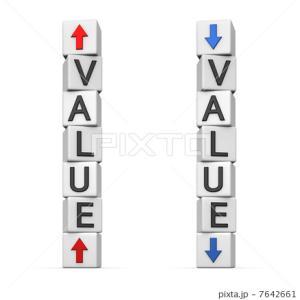 何があっても人の価値は変わらない