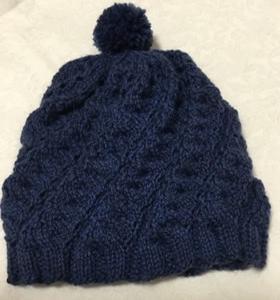 クーラーつけて毛糸を編む贅沢