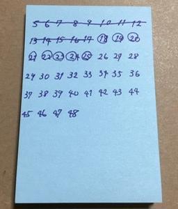 超マニュアル式段数カウント