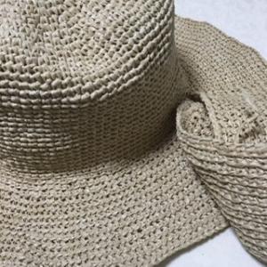 すてきにハンドメイドの帽子