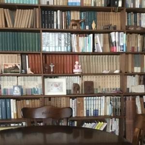 実家図書館?
