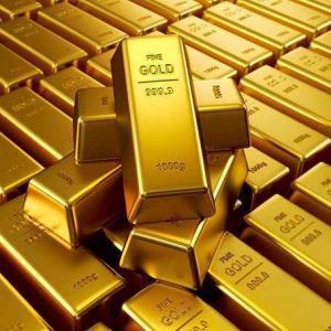 金価格上昇