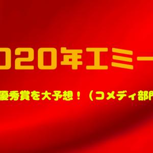 【エミー賞】2020年エミー賞の最優秀作品・女優・俳優を予想!!コメディ部門編