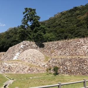 【旅】鳥取城/渇え殺しの舞台となった城。天球丸やスタンプ設置場所。