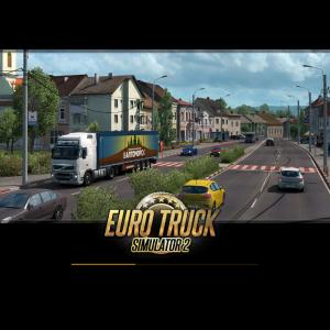 【Euro Truck Simulator 2】トラックで欧州を縦横無尽に駆け回ろう
