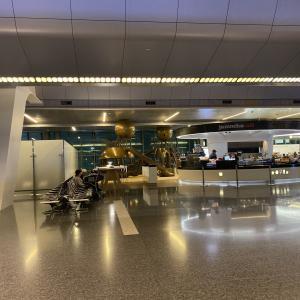 ドーハ、ハマド国際空港に立ち寄ったので紹介していきます。