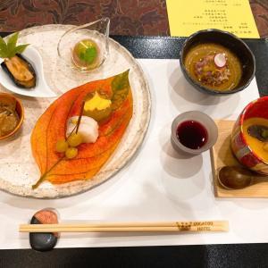 【王ヶ頭ホテル】天空のリゾートで味わう朝食、夕食紹介